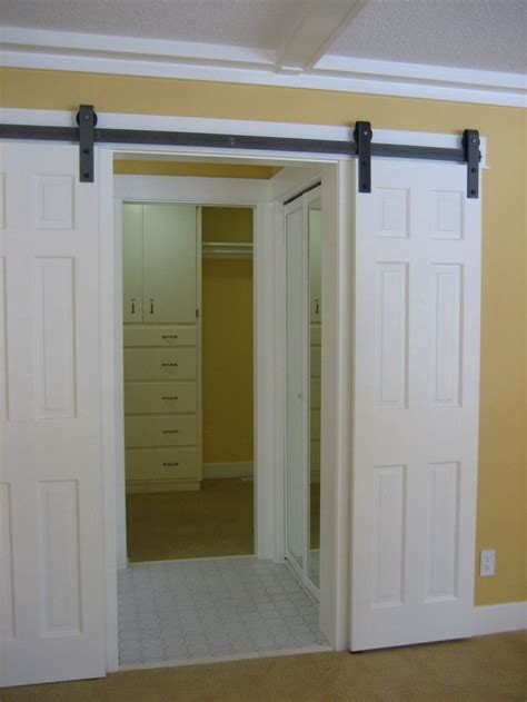 Hardware For Closet Doors Best 25 Sliding Barn Doors Ideas On Barndominium Floor Plans Pole Barn