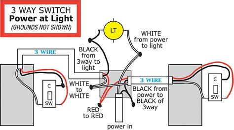 electrical troubleshooting 3 way switch home