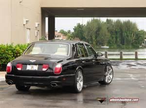 Bentley Arnage Wheels Bentley Arnage With A Wheel Update Vorsteiner