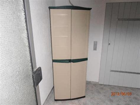 kunststoffschrank garten kunststoffschrank terrassenschrank in abstatt sonstiges