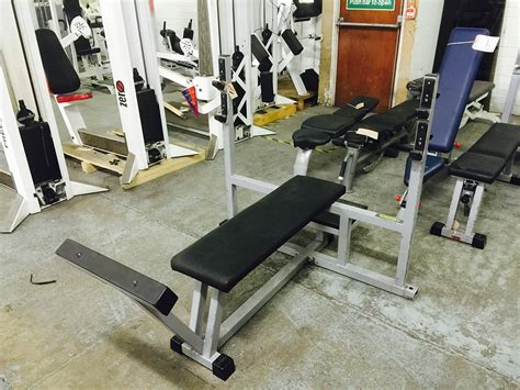 technogym bench technogym isotonic flat olympic bench efsni