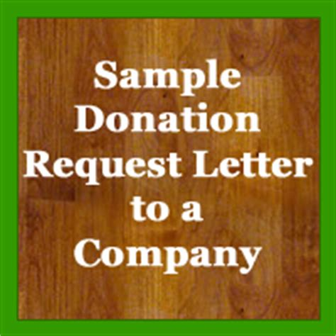 Office Depot Donation Request Sle Donation Request Letter To A Company