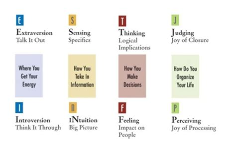 myers briggs type indicator and philosophy
