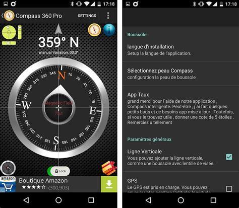 compass android les meilleures applications de boussole android pour ne pas perdre