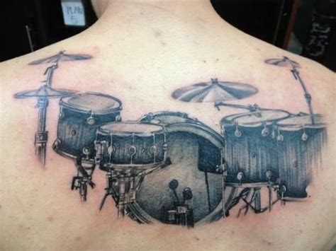 tattoo drum kit 138 best drums tattoos images on pinterest tattoo art