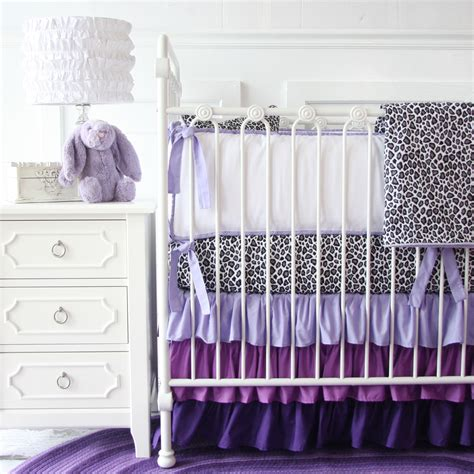 How To Decorate A Nursery by Crib Lavender Nursery Modern Home Interiors How To