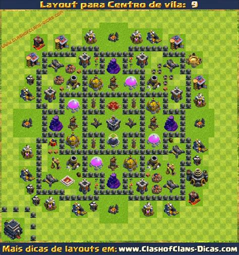 layout batman cv 9 layouts de centro de vila 9 para clash of clans clash of