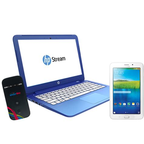 Hp Samsung Wifi gadget plus plans smart broadband smart communications