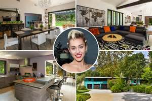 miley cyrus house most outrageous celebrity homes of 2016 celebuzz