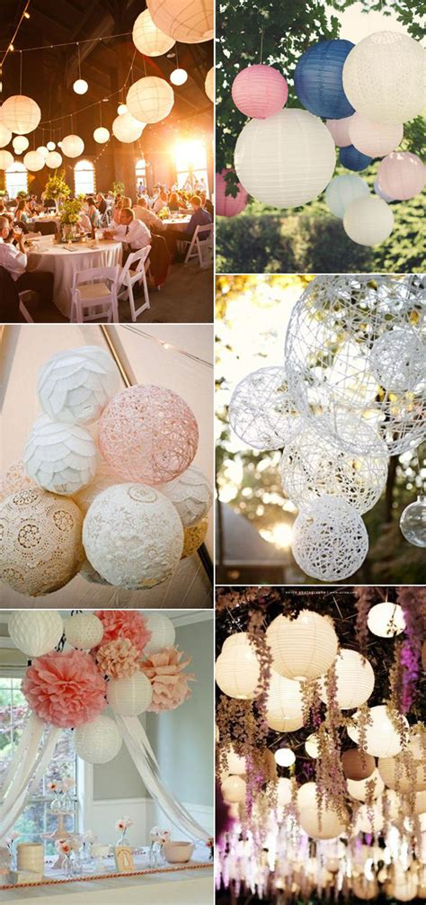 Lantern Hanging Decoration beautiful and stylish wedding hanging decorations