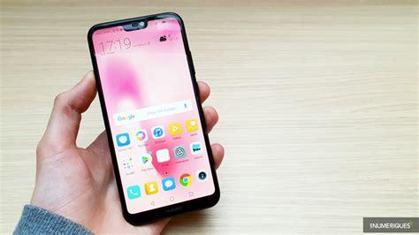 duel de smartphones huawei p20 lite vs samsung galaxy a8 2018 les num 233 riques