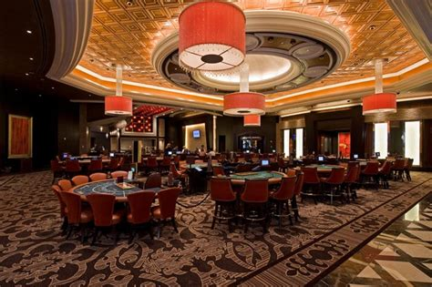 Horseshoe Room by A High Limit Room Features Three Tables A Nine