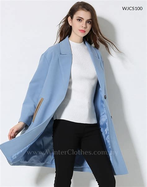 light blue winter coat women plus size winter coat light blue winter clothes