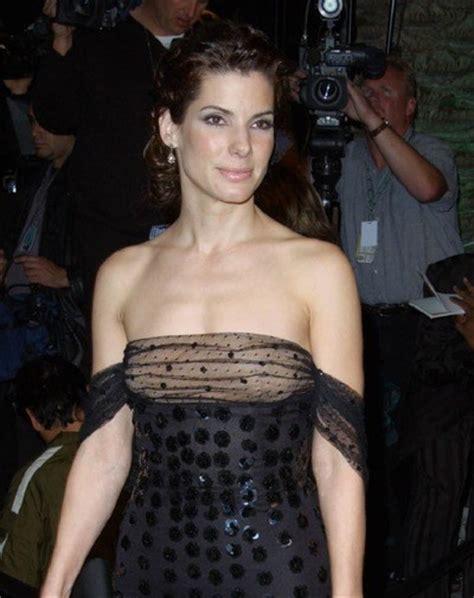 Sandra Bullock, 2002   Best Oscars Hairstyles   StyleBistro