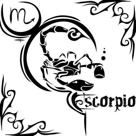 scorpio tribal tattoo tribal zodiac symbol tattoos scorpio