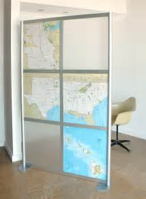 Diy Room Divider Screen Diy Panels With Maps For Loftwall Divider Screen Products I Divider Screen