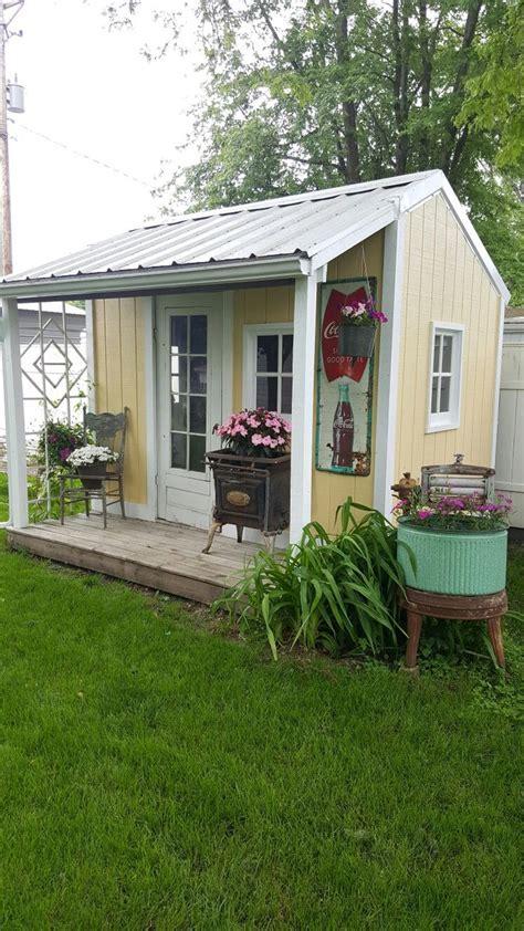 Shed Retreats by 17 Best Ideas About Backyard Retreat On