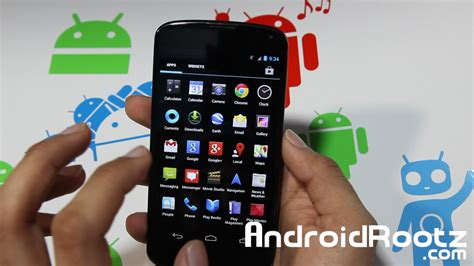 stock android rom stock 4 2 2 rom for nexus 4 rooted androidrootz source for android rooting roms