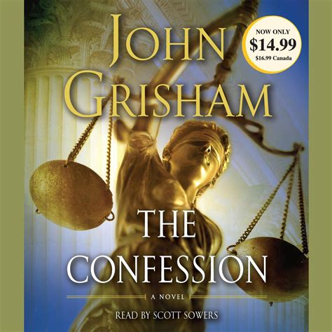 The Confession the confession audiobook abridged by grisham