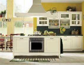 modern kitchen paint colors ideas yellow kitchen colors 22 bright modern kitchen design and decorating ideas