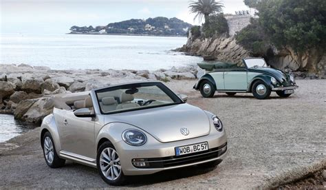 vw beetle cabrio  iets minder lomp carblogger