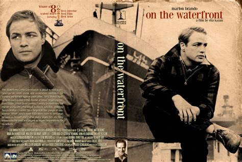 on the waterfront dvd custom covers 3157onthewaterfront dvd covers