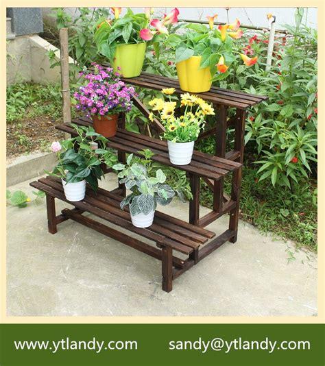 tampilan kayu rak bunga tanaman rak display buy tanaman