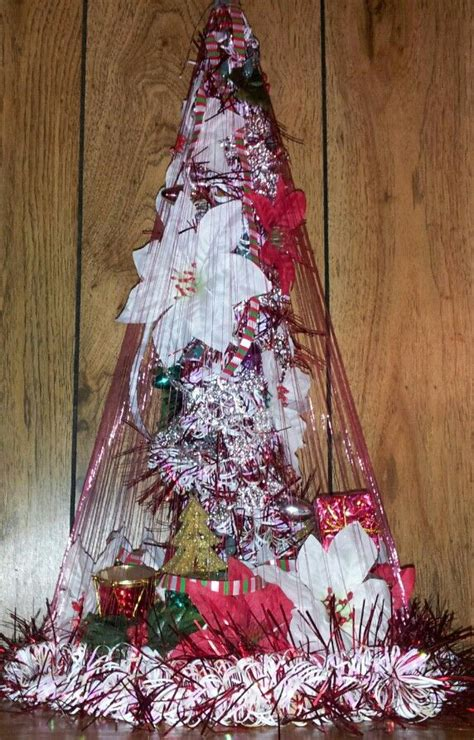 fishing line christmas tree 11 best trees images on trees deco and decor