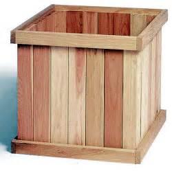 pdf plans cedar planter box plans diy commercial