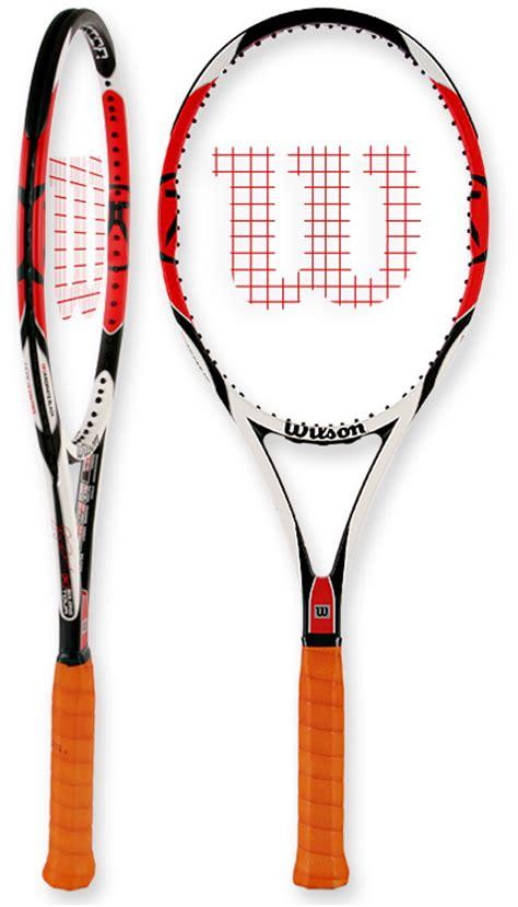 Raket Wilson Factor wilson tennis rackets k factor www pixshark images