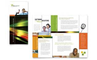 brochure samples pics brochure microsoft word template