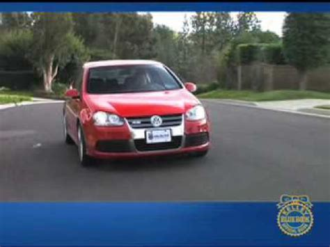 blue book value used cars 2008 volkswagen r32 electronic throttle control 2008 volkswagen r32 review kelley blue book youtube