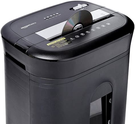 Best Seller As 1225 Cd Cross Cut amazonbasics 15 sheet cross cut paper cd credit card shredder ca electronics