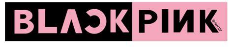 blackpink logo png blackpink thread jennie kim