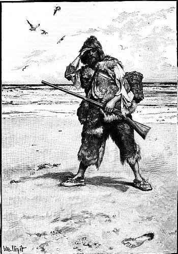 Poor Old Robinson Crusoe! - English Children's Songs