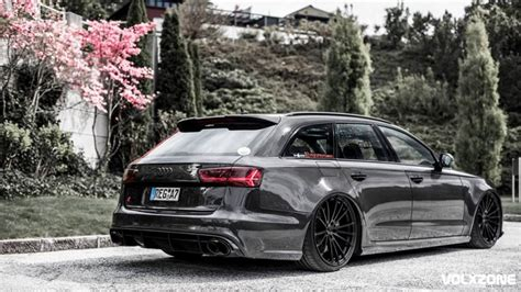 Auto Tuning Zitate by Carbon Fiber Kit For Audi Rs6 Mtm Wagon