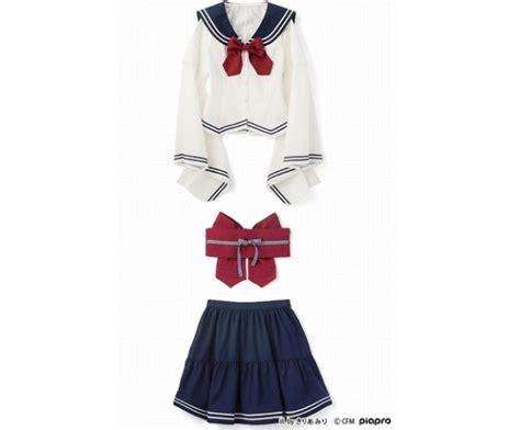 Promo Sailor Blouse Wanita Twiscont Putih Dan Navy sailor kimono hasil penggabungan dua unsur pakaian ikonik pop culture jepang