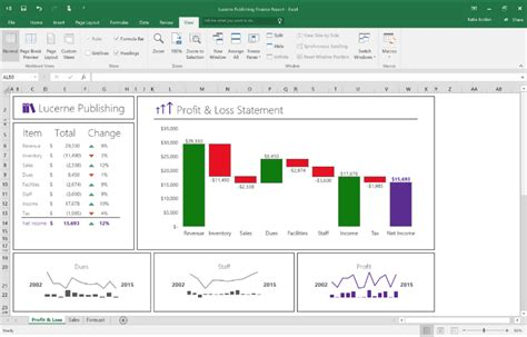 Interactive Online Room Planner excel 2016 new features and enhancements