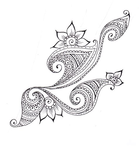 henna tattoo designs drawings henna patterns drawings makedes
