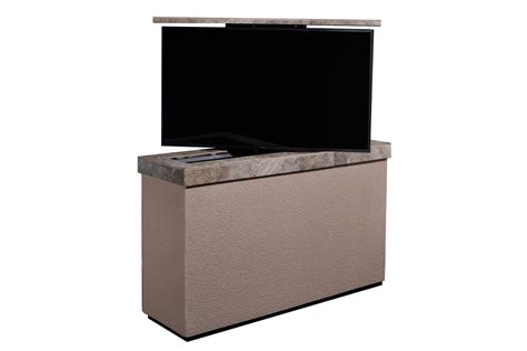 tv cabinet with lift system cabinet tronix patio stucco tv lift furniture system with