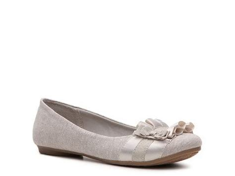 dsw flat shoes for fergalicious alana linen flat dsw