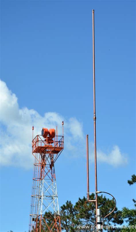 aviation airband 118 128 mhz j pole antenna kb9vbr j pole antennas