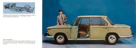 1966 BMW 1800 brochure