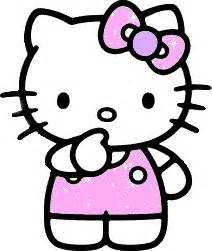 hello kitty glitter gifs