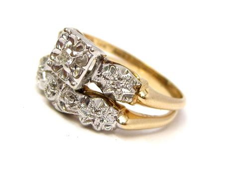 wedding rings sets engagement ring unique