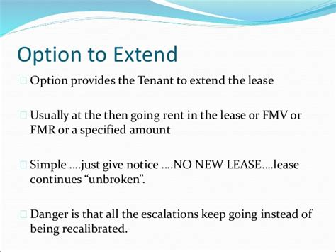 Rent Escalation Letter Commercial Leasing