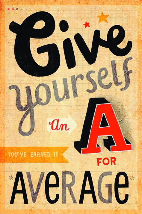 vintage gift tags 2014 wallquotes retro modern inspirational quotes poster print in the