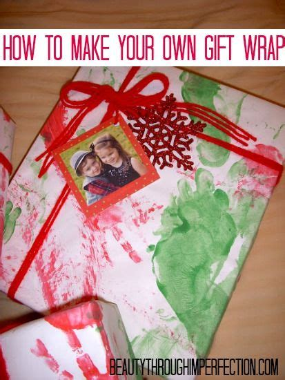 How To Make Your Own Wrapping Paper - make your own wrapping paper wrapping papers