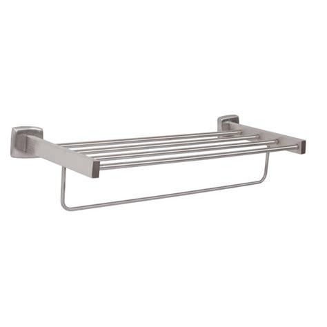 Stainless Steel Towel Shelf by Bradley 9104 9024 Satin Stainless Steel Towel Shelf With