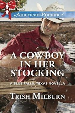 a cowboy in author trish milburn